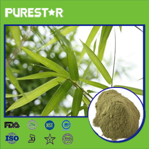 Bamboo Leaf Extract,Silica