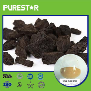 Tuber Fleeceflower Root Extract,Polygonum multiflorum Extract